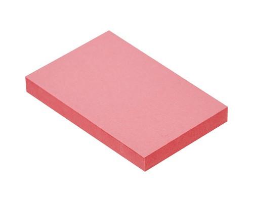 Клейкие листки 51x76 мм розовые пастельные 100 листов - (359812К)