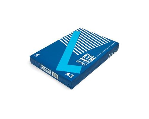 Бумага для принтера KYM Lux Business А3 80 г/кв.м белизна 164% CIE 500 листов - (186582К)