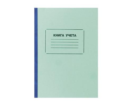 Книга учета бухгалтерская Attache офсет А4 96 листов в клетку на сшивке - (68070К)