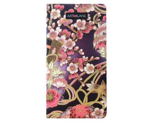 Телефонная книга Art-Blanc April плотный картон А7 96 листов цветная 85х160 мм - (140359К)