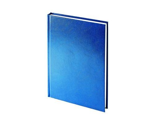Ежедневник недатированный Ideal А5 136 листов синий 145x205 мм - (156399К)
