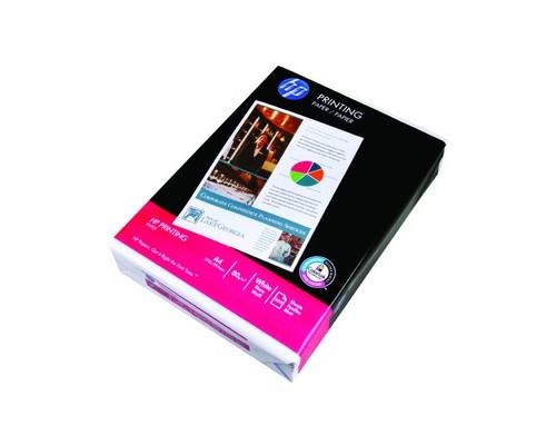 Бумага для принтера HP Printing Paper А4 80 г/кв.м белизна 161% CIE 500 листов - (133211К)