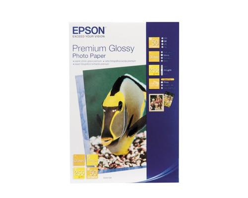 Фотобумага EPSON s041315 Glossy глянцевая А3 255 г/кв.м 20 листов - (25652К)