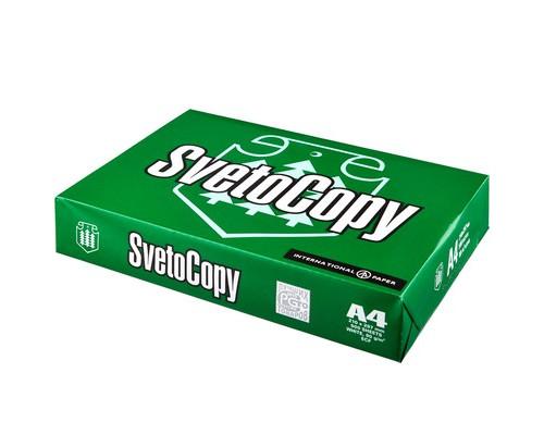 Бумага для принтера SvetoCopy А4 80 г/кв.м белизна 146% CIE 500 листов - (49162К)