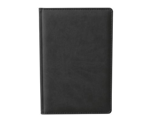 Ежедневник недатированный Attache Сиам А6 176 листов серый 110x155 мм - (209648К)