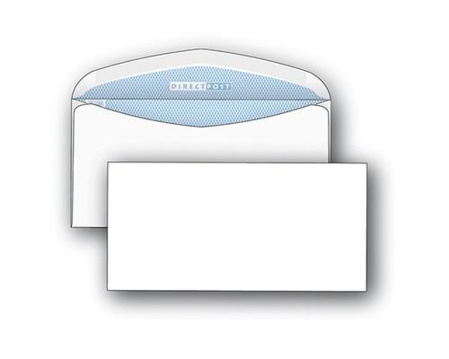Конверт почтовый DirectPost C65 114x229 мм белый с клеем автомат 1000 штук в упаковке - (76409К)