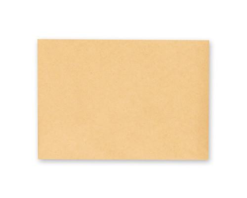 Конверт почтовый Ряжский С5 162x229 мм крафт с клеем 1000 штук в упаковке - (76423К)