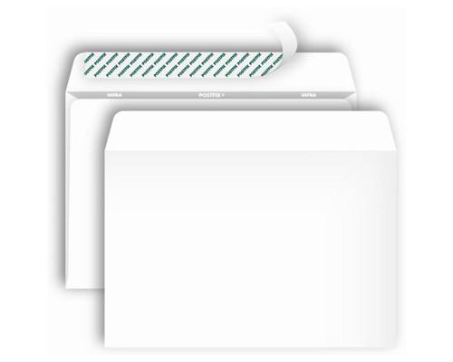Конверт почтовый Postfix Bong С5 162x229 мм белый удаляемая лента 1000 штук в упаковке - (269728К)