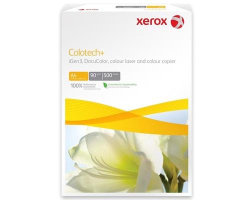 Бумага для цветной лазерной печати Xerox Colotech+ А4 90 г/кв.м 170% CIE 500 листов - (19819К)