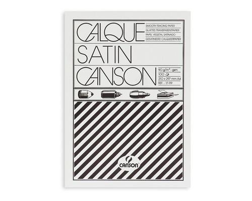 Калька CANSON А4 90 г/кв.м 100 листов - (12986К)