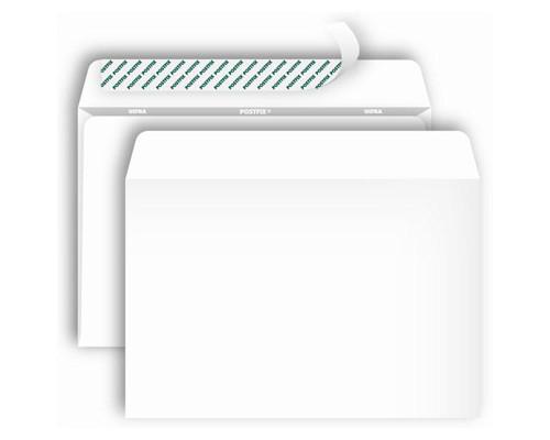 Конверт почтовый Postfix Bong C4 229x324 мм белый удаляемая лента 250 штук в упаковке - (269730К)