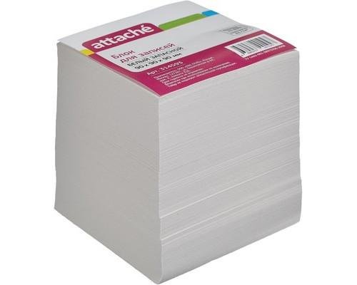 Блок-кубик Attache запасной белый 90х90х90 мм - (314593К)