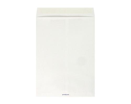 Пакет почтовый Grandpack С3 из крафт-бумаги стрип 320x440 мм 100 г/кв.м 500 штук в упаковке - (119364К)