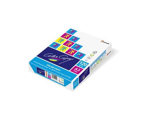 Бумага для цветной лазерной печати Color Copy А3 120 г/кв.м 161% CIE 250 листов - (308200К)