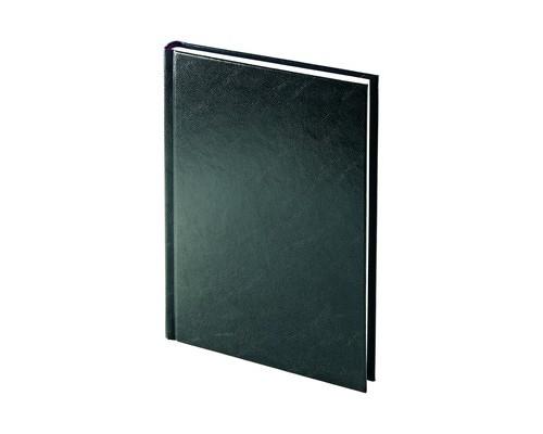 Ежедневник недатированный Ideal А5 136 листов черный 145x205 мм - (156486К)