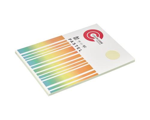 Бумага цветная ColorCode Pastel А4 микс 80 г/кв.м 5 цветов по 20 листов - (569699К)