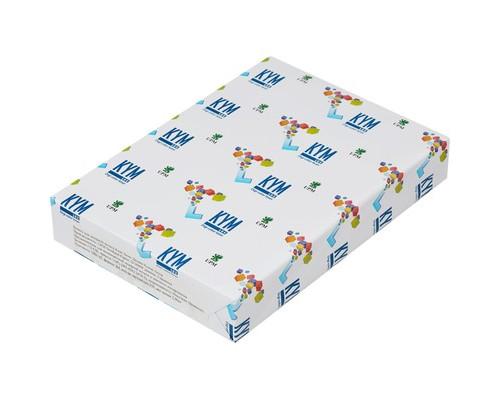 Бумага для цветной лазерной печати KYM Lux Digi Color Laser А4 190г/кв.м 170% CIE 250 листов - (561453К)