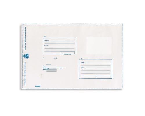 Пакет почтовый В4 полиэтиленовый 250x353 мм - (57875К)