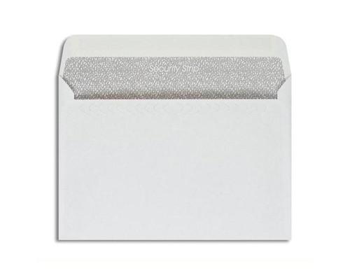 Конверт почтовый Garantpost С5 162x229 мм белый удаляемая лента 1000 штук в упаковке - (76403К)