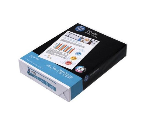 Бумага для принтера HP Office А4 80 г/кв.м белизна 153% CIE 500 листов - (214299К)