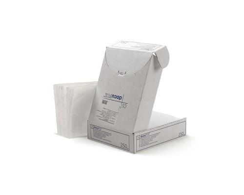 Пакет для сопроводительных документов самоклеящийся DocuFix полиэтиленовый стрип 240х160 мм 250 штук в упаковке - (183545К)