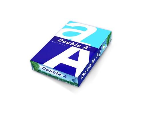 Бумага для принтера Double A А4 80 г/кв.м белизна 172% CIE 500 листов - (555695К)
