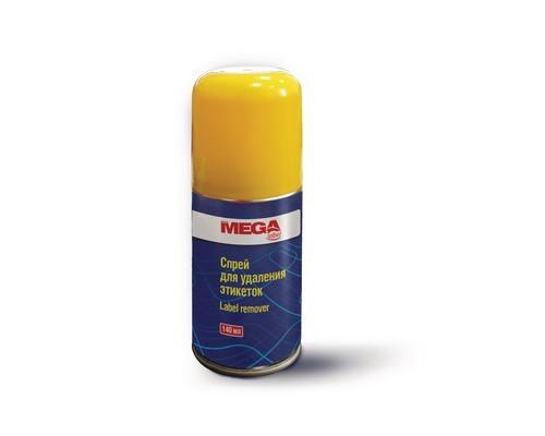 Спрей для удаления этикеток Mega Label 140 мл - (444325К)