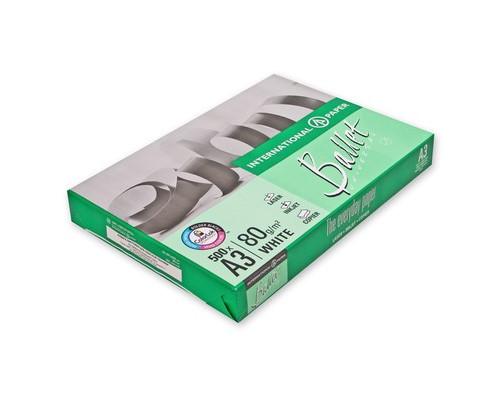 Бумага для принтера Ballet Universal А3 80 г/кв.м белизна 146% CIE 500 листов - (442054К)