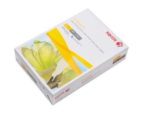 Бумага для цветной лазерной печати Xerox Colotech+ А4 280 г/кв.м 170% CIE 250 листов - (256593К)