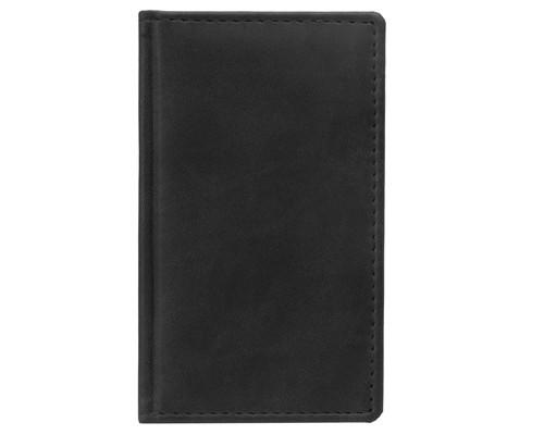 Телефонная книга Attache Вива искусственная кожа А6 96 листов черная 85х145 мм - (213264К)