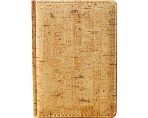 Ежедневник недатированный Attache Корк А6 176 листов 110x155 мм - (209649К)