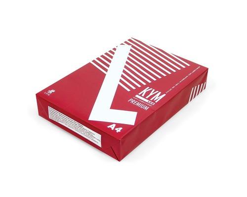 Бумага для принтера KYM Lux Premium А4 80 г/кв.м белизна 170% CIE 500 листов - (181816К)