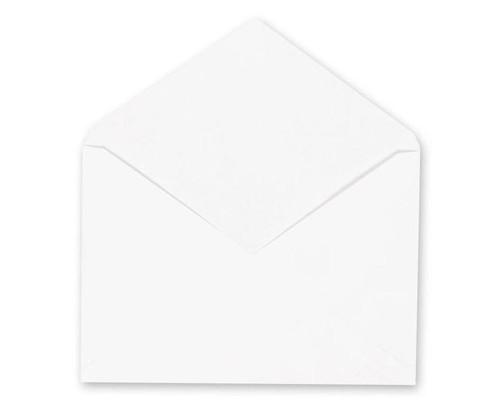 Конверт почтовый C4 229x324 мм белый без клея 500 штук в упаковке - (76398К)