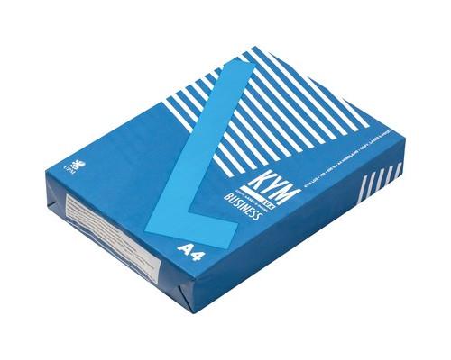 Бумага для принтера KYM Lux Business А4 70 г/кв.м белизна 164% CIE 500 листов - (277766К)