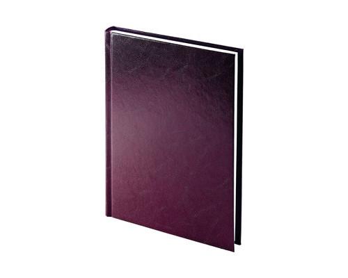 Ежедневник недатированный Ideal А5 136 листов бордо 145x205 мм - (257600К)
