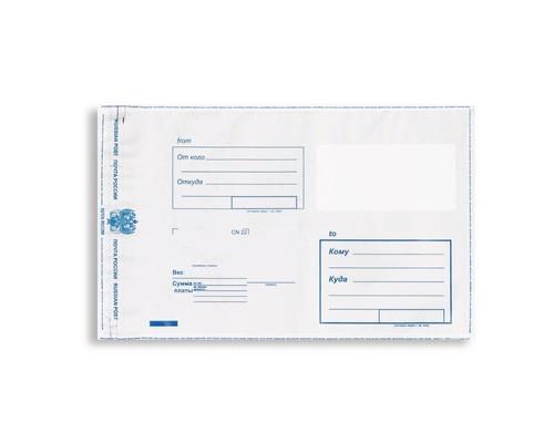 Пакет почтовый С5 полиэтиленовый 162x229 мм - (57873К)