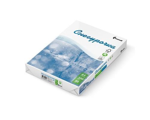 Бумага для принтера Снегурочка А4 80 г/кв.м белизна 146% CIE 500 листов - (66643К)