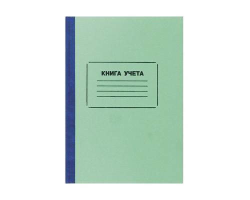Книга учета бухгалтерская Attache офсет А4 96 листов в линейку на сшивке - (68071К)