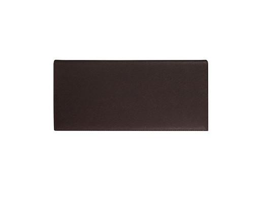 Планинг недатированный Alba натуральная кожа 60 листов коричневый 120х320 мм - (479648К)