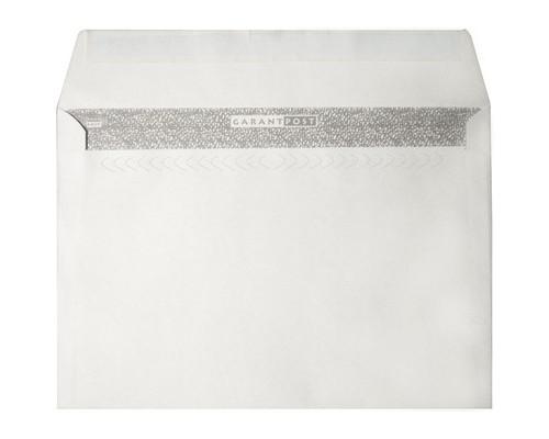 Конверт почтовый Garantpost C4 229x324 мм белый удаляемая лента 250 штук в упаковке - (217094К)