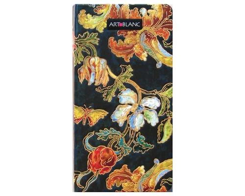 Телефонная книга Tissou плотный картон А7 96 листов цветная 85х160 мм - (140360К)