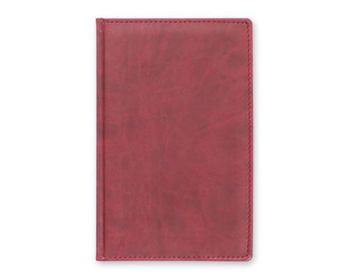 Телефонная книга Attache Вива искусственная кожа А5 96 листов бордовая 133х202 мм - (105026К)