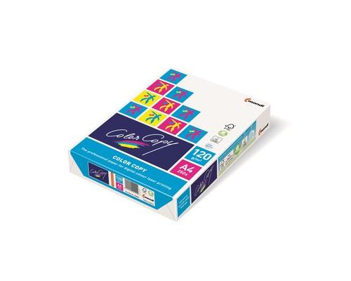 Бумага для цветной лазерной печати Color Copy А4 120 г/кв.м 161% CIE 250 листов - (308202К)