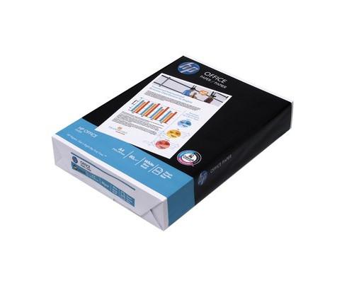 Бумага для принтера HP Office А4, 80 г/кв.м белизна 153% CIE 500 листов - (47372К)