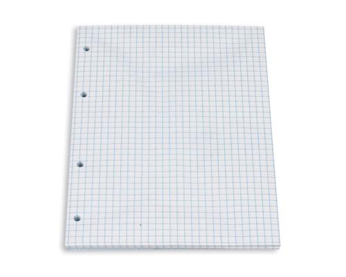 Сменный блок для тетрадей А5 80 листов белый клетка - (79711К)