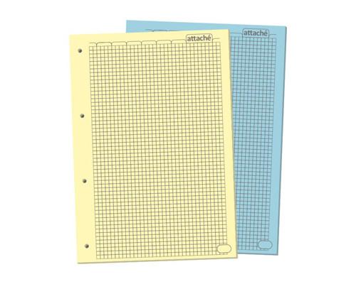 Сменный блок для тетрадей Attache А4 100 листов в клетку - (169693К)