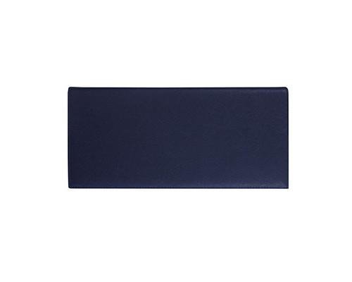 Планинг недатированный Alba натуральная кожа 60 листов синий 120х320 мм - (479647К)