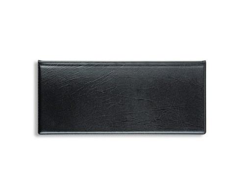 Визитница настольная Koh-I-Noor Gama искусственная кожа на 112 визиток черная - (2426К)