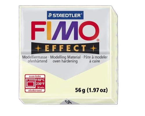 Глина полимерная вечерний жар,56гр,запек в печке,FIMO,effect,8020-04