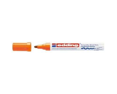 Маркер для декорирования Edding E-4000, оранжевый_006